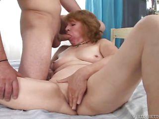 Порно супер бабушки