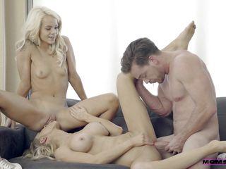 Порно секс зрелых дам